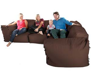 Bean Bag Sofa And Chair