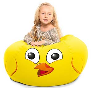 Chick Beanbag For Children