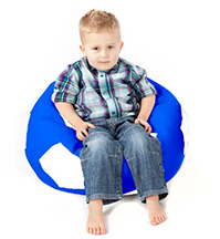 Football Shaped Beanbag For Children