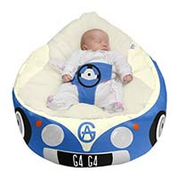 Gaga Campervan  Bean Bag Chairs For Babies