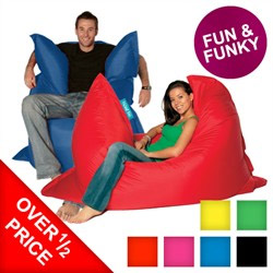 Giant Sized  Beanbags