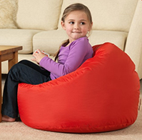 Bright Coloured Beanbag For Children