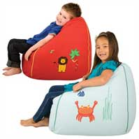 Character Beanbags For Children